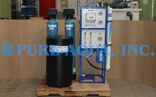 Sistema de Osmosis Inversa 600 GPD - Ecuador - Imagen 1