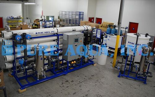 Unidad de OI Industrial 270,000 GPD - Ecuador - Imagen 1