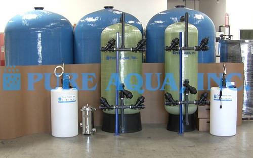 Sistema de Filtración 50,000 GPD - Oman - Imagen 1