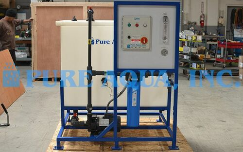 Sistema de Limpieza para Membranas 30 GPM - Venezuela - Imagen 1