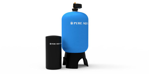 Suavizador de Agua Comercial Serie SF-200F con Válvula Fleck