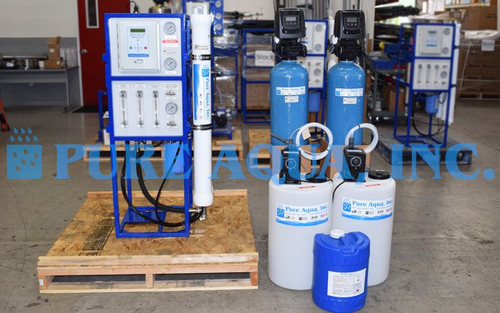 Sistema de Nanofiltración Para Agua Potable 3,000 GPD - Puerto Rico