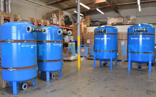 Sistemas de Filtración Dúplex 200 GPM - Nigeria