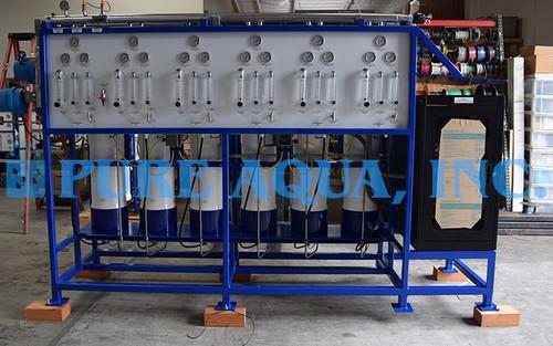 Sistema de Electrodesionización 45 GPM - Estados Unidos