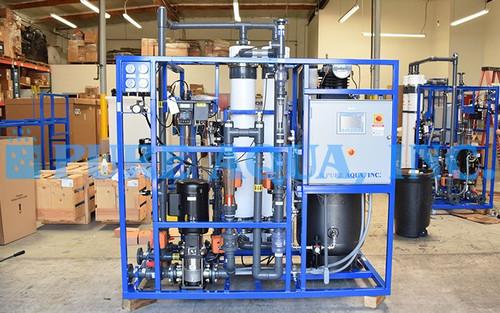 Sistema de Ultrafiltración 3 x 20 GPM - Filipinas