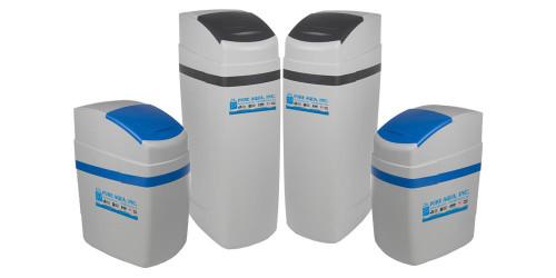 Sistema Suavizador de Agua Residencial