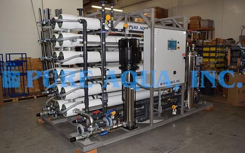 Unidades Industriales de Ósmosis Inversa para Resort 2 x 95,000 GPD – Guinea