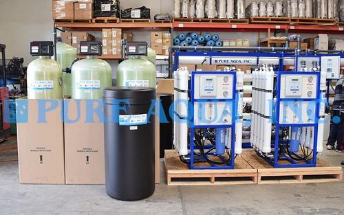 Sistemas de Ósmosis Inversa Comerciales para Agua de uso en Hospital -2x 15,000 GPD – Ecuador