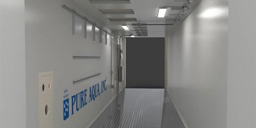 Sistema de Tratamiento de Agua en Contenedor Serie CWT