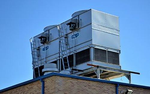 Sistemas de Tratamiento de Agua de Enfriadores Industriales