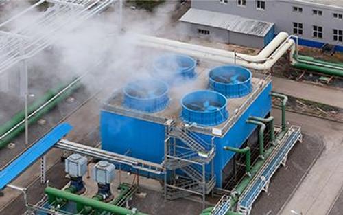 Tratamiento de Agua de Torre de Enfriamiento