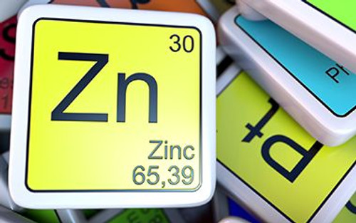 Eliminación de Zinc del Agua