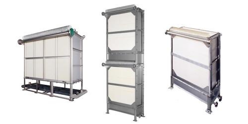Biorreactor de Membrana (MBR) Series NHP210 de Toray
