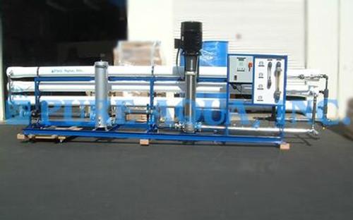 Sistema de Tratamiento de Agua 130,000 GPD - Argelia