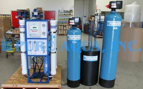 Filtro de Ósmosis Inversa Para Agua del Grifo 6000 GPD - Estados Unidos