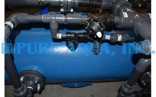 Unidad Desionizadora Industrial de Cama Mixta 70.000 GPD - Kuwait