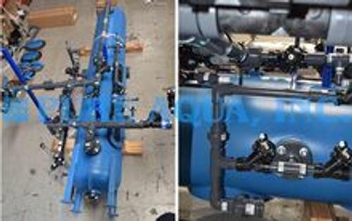 Unidad Desionizadora de Cama Mixta de Alta Calidad 1 x 25,000 GPD y 1 x 42,000 GPD - Kuwait