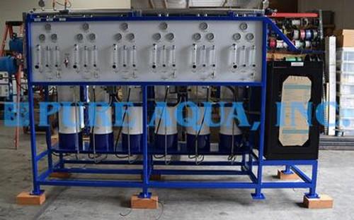 Sistema de Electrodesionización Para la Industria Cosmética 45 GPM - Estados Unidos
