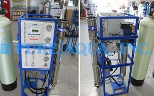 Dispositivo de Ósmosis Inversa Para Agua del Grifo 3000 GPD - Egipto