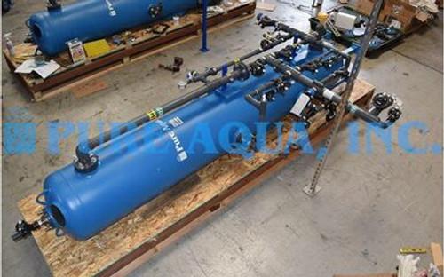 Unidad Desionizadora Automática de Cama Doble 2 x 25,000 GPD - Rumania