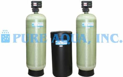 Suavizador de agua alterno doble 86,000 GPD - Estados Unidos