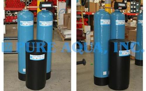 Sistema Suavizador de Agua Alterno 17 GPM - Estados Unidos