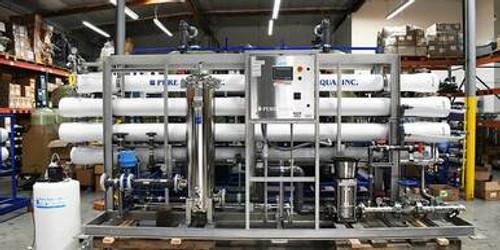 Sistema de nanofiltración para uso en bebidas 100 GPM - Canadá