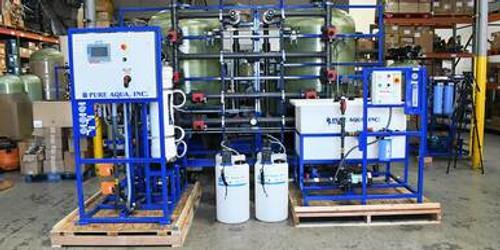Sistema de Ultrafiltración para Investigación Universitaria 5000 GPD - Chile