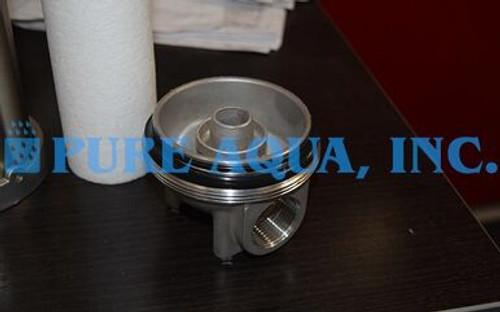 Carcasa de Filtro de Cartucho de Acero Inoxidable con UV 53 x 7200 GPD - Arabia Saudita
