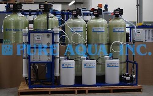 Filtro de Ósmosis Inversa Comercial 15,000 GPD - Argelia