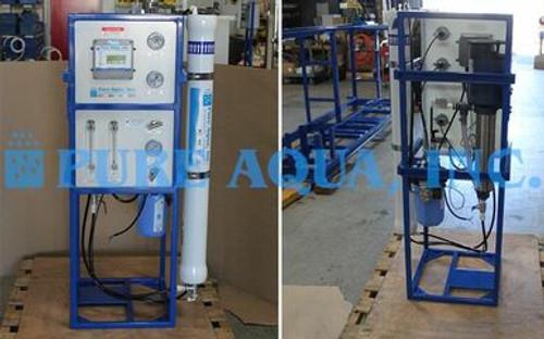 Unidad comercial BWRO 1500 GPD - Estados Unidos de América