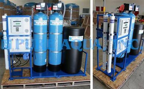 Sistema de RO de agua del grifo 1200 GPD - Estados Unidos de América
