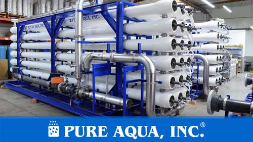Planta Desaladora de Agua Industrial 2x500,000 GPD | Arabia Saudita