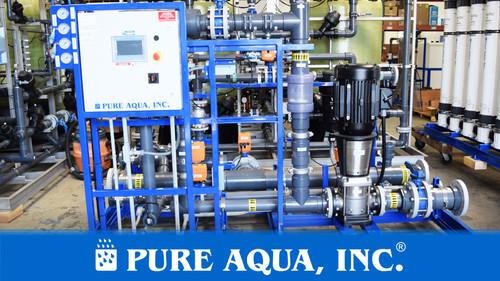 Sistema de Ultrafiltración para Agua Residual Tratada