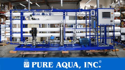 Sistema de ósmosis inversa de reutilización de agua