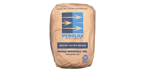 Medios Filtrantes de Pyrolox de Clack