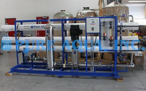 Equipo de Ósmosis Inversa Industrial 87,000 GPD - Ecuador