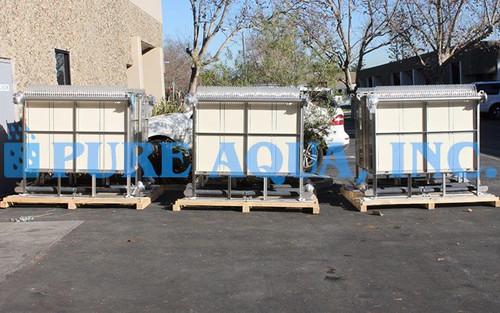 Sistema de Biorreactor de Membrana 5,000 GPD - Indonesia