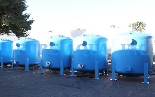Planta de Filtración Celdas Multiples 1,500 GPM - Irak