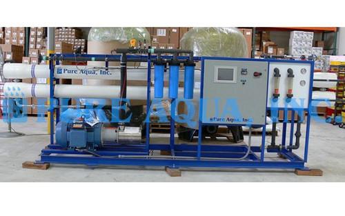 Sistema de Ósmosis Inversa Industrial Para Agua de Mar 2x200 m3 / día - Azerbaiyán