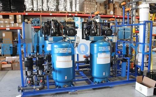 Sistema de Ultrafiltración 43,200 GPD - Estados Unidos de América