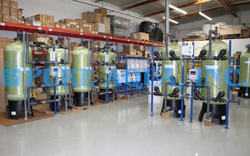 Sistema de Filtración de Agua 4 x 72,000 GPD - Kuwait