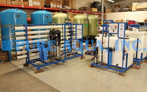 Máquina de Ósmosis Inversa Comercial para Electricidad y Energía 32,000 GPD - Indonesia