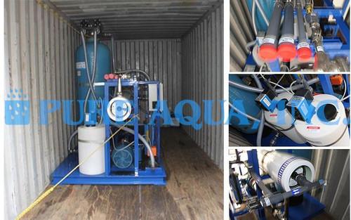 Sistema Ósmosis Inversa Para Agua de Mar 10,000 GPD - Bahamas
