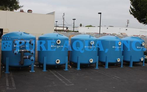 Filtración de Agua Celdas Multiples 1,440 000 GPD - Arabia Saudita
