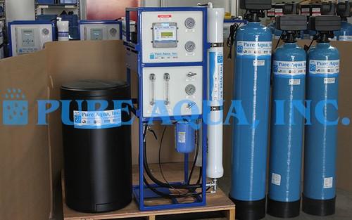 Dispositivo Ósmosis Inversa para Agua de Grifo 3,000 GPD - México