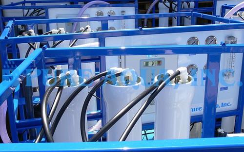 Sistemas de Ultrafiltración 100x 6,500 GPD - Irak