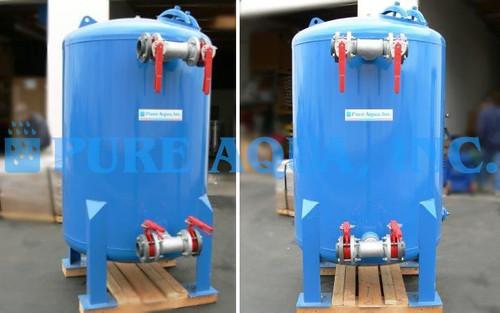 Sistema de Filtración 238 GPM - Jordania