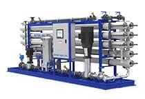 Sistema de Ósmosis Inversa Para Agua Salobre BWRO, Industrial & Comercial
