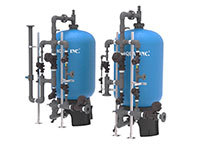 Sistemas Desionizadores de Agua, Intercambio Iónico